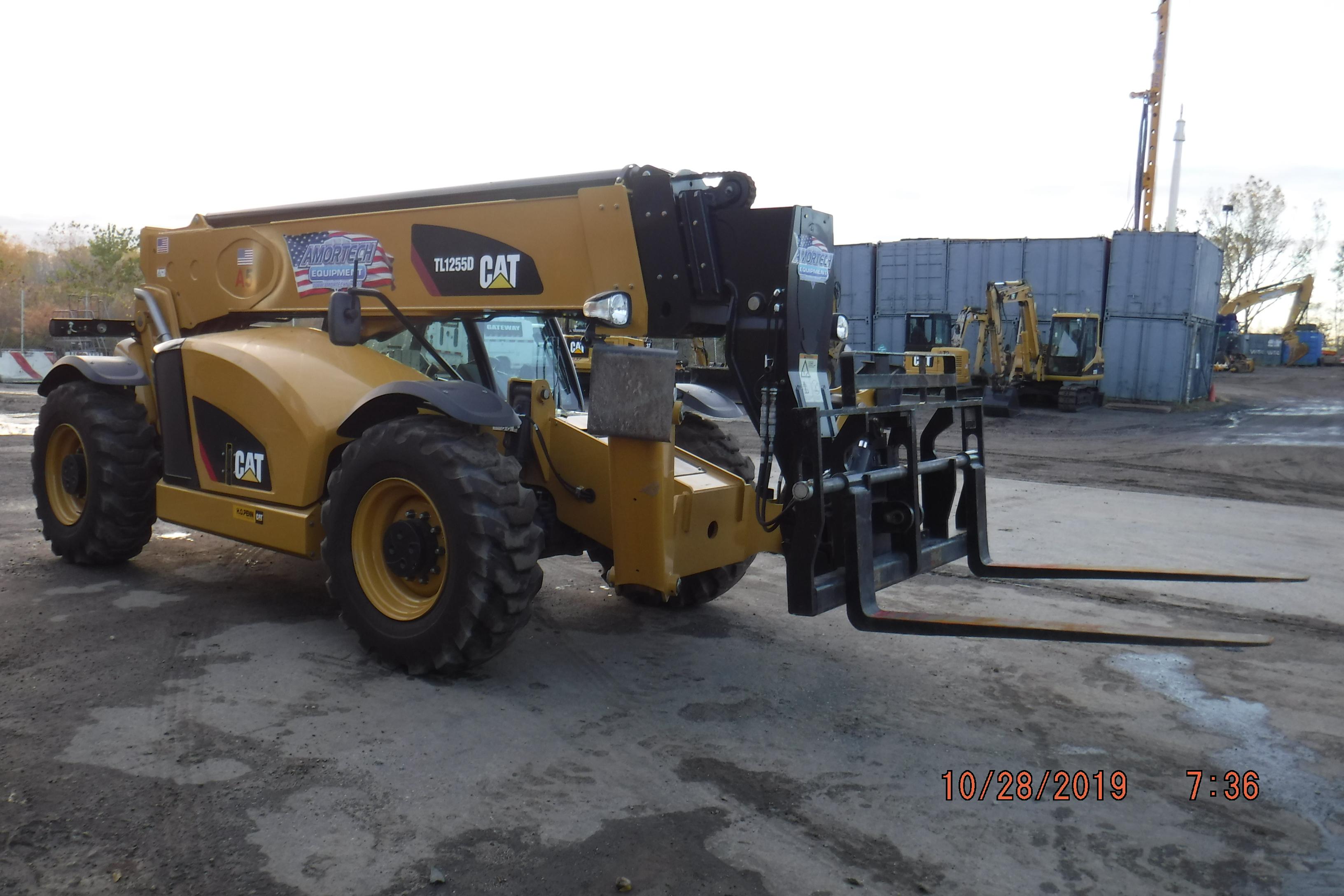 Amoruso TL1255 (12 Ton)