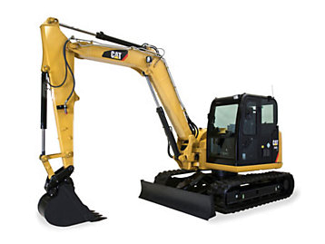 CAT 308ECR SB Spec. Book